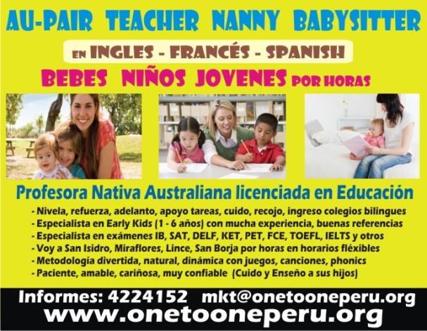 Teacher Nanny